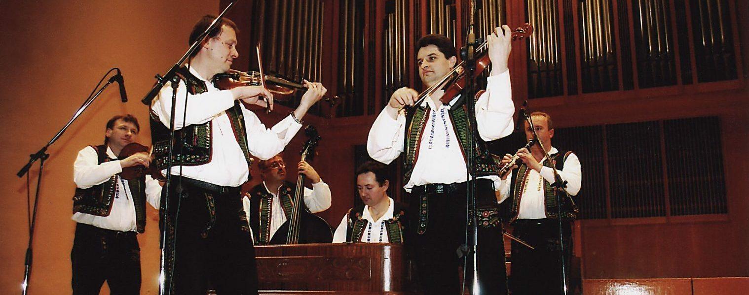 Cimbálová muzika Morava