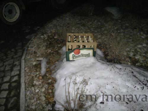 Rychlé chlazení piva